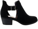 Christian Lacroix Black Pila Ankle Boot