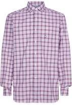 Stefano Ricci Check Print Shirt