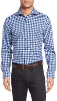Maker & Company Men's Check Sport Shirt