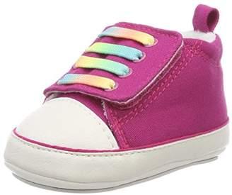 Sterntaler Baby Girls Shoes Slippers, Pink (Magenta 745), 5.5 (22 EU)