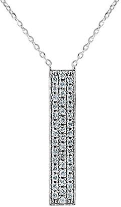 Sabrina Designs 14K 0.28 Ct. Tw. Diamond Necklace