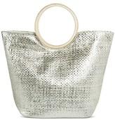 dei Women's Metallic Tote Handbag
