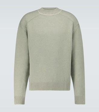 Jil Sander Knitted wool sweater