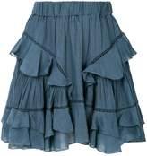 Etoile Isabel Marant Varese embroidered skirt