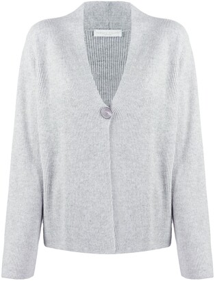 Fabiana Filippi Relaxed Long-Sleeve Cardigan