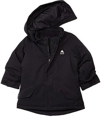 Burton Parka Jacket (Toddler/Little Kids) (True Black) Kid's Clothing