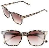 Bobbi Brown Women's The Cassandra 50Mm Sunglasses - Black