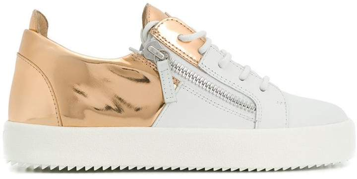 Giuseppe Zanotti Design May London low-top trainers