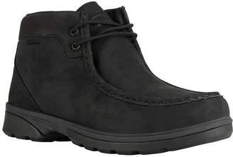 Lugz Mens Zeo Moc Mid Water Resistant Slip Resistant Work Boots