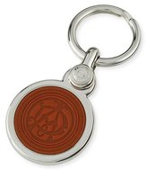 Dunhill Logo Badge Key Chain, Silver