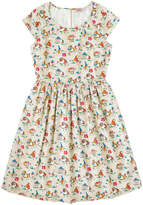Cath Kidston Pets Party Short Sleeve Dress