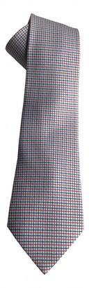 Hermes Multicolour Silk Ties