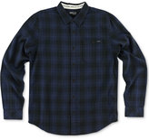 O'Neill Men's Long-Sleeve Sutherlin Plaid Flannel Shirt