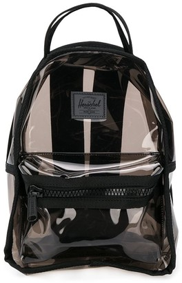 Herschel Nova transparent backpack