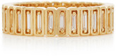 Suzanne Kalan Inlay Collection 18K Yellow-Gold Eternity Band