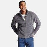 Uniqlo Men Fleece Long Sleeve Full-Zip Jacket