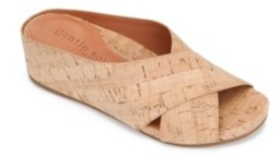 Gentle Souls by Kenneth Cole Gisele X-Band Slide Sandals Women's Shoes