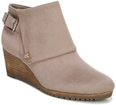 Dr. Scholl's Create Buckled Wedge Bootie