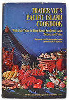 One Kings Lane Vintage Trader Vic's Pacific Island Cookbook
