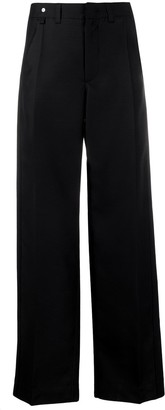 Lanvin High-Rise Tailored Trousers