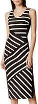 Karen Millen Textured Jersey Dress