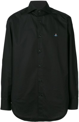 Vivienne Westwood long-sleeve fitted shirt