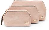 Diane von Furstenberg Triplet Shimmer Bag Set