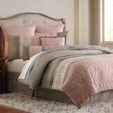 VCNY 8-piece Blush Clover Comforter Set