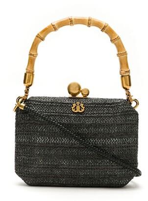 Isla Straw Hand Bag