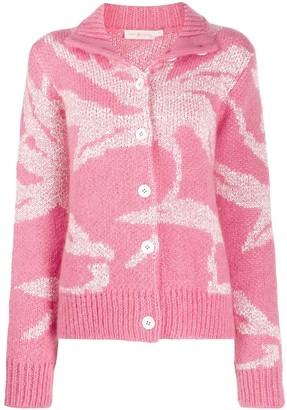 Tory Burch Wool Knitted Cardigan