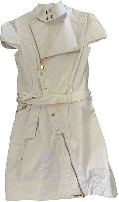 Matthew Williamson White Denim - Jeans Trench Coat for Women