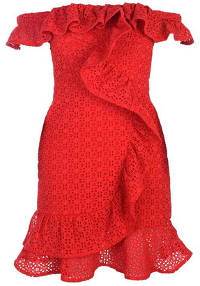 Bardot Jojo Flounce Dress
