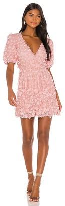 Majorelle Tanner Mini Dress