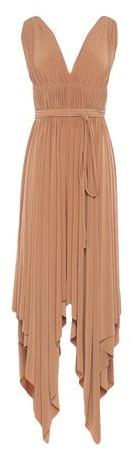 Thumbnail for your product : Norma Kamali Knee-length dress