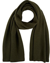 Barneys New York WOMEN'S BASKET-WEAVE SCARF