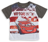 Nannette Boys 2-7 Cars Graphic Tee