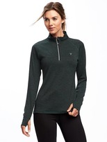 Old Navy Go-Dry Performance 1/4 Zip Pullover for Women