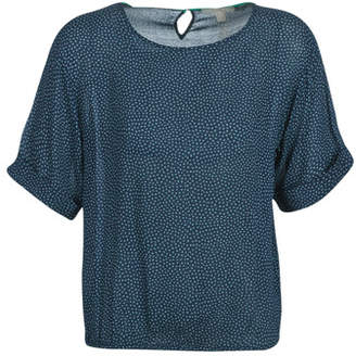 Esprit VATIRUNE women's Blouse in Blue