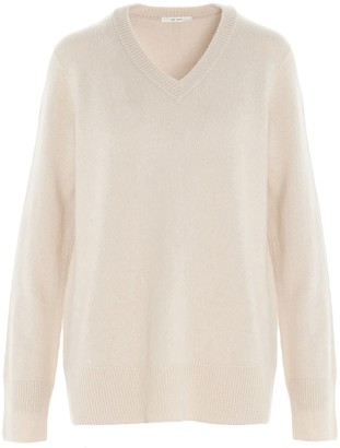 The Row Elaine V-Neck Pullover