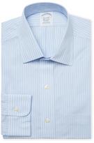 Brooks Brothers Cotton Striped Dress Shirt