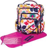 Trend Lab French Bull Sus Convertible Backpack Diaper Bag