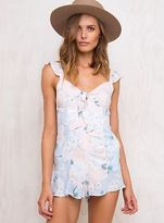 MinkPink New Women's Cassie Playsuit