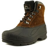 Weatherproof Glacier Women Round Toe Synthetic Brown Winter Boot.