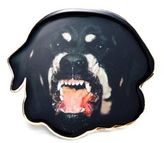 Givenchy Rottweiler Pin Badge