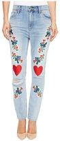 Lucky Brand Bridgette Skinny Jeans in Garden Ridge Women's Jeans