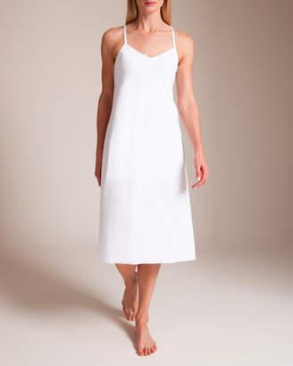 Karla Colletto Spresa Midi Slip Dress