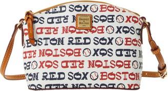 Dooney & Bourke MLB Red Sox Suki Crossbody