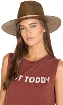 Janessa Leone Lani Panama Hat
