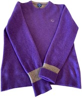 Fay Purple Wool Knitwear for Women