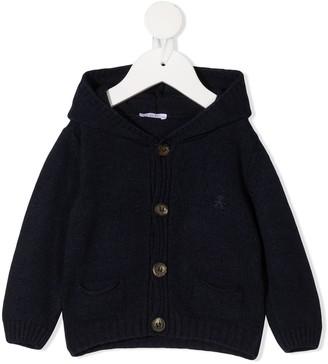 Le Bebé Enfant Knitted Hoodie